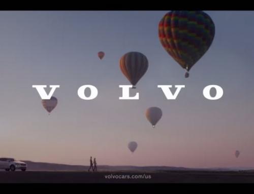 Volvos nya logotyp